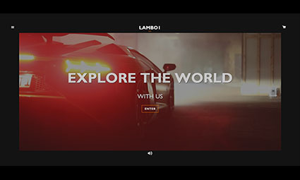 Lambo Shopify Single Product Theme