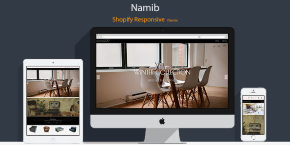 Namib – Shopify Responsive Boutique Theme